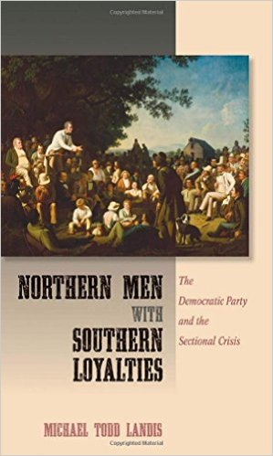 northern men southern loyalties book cover